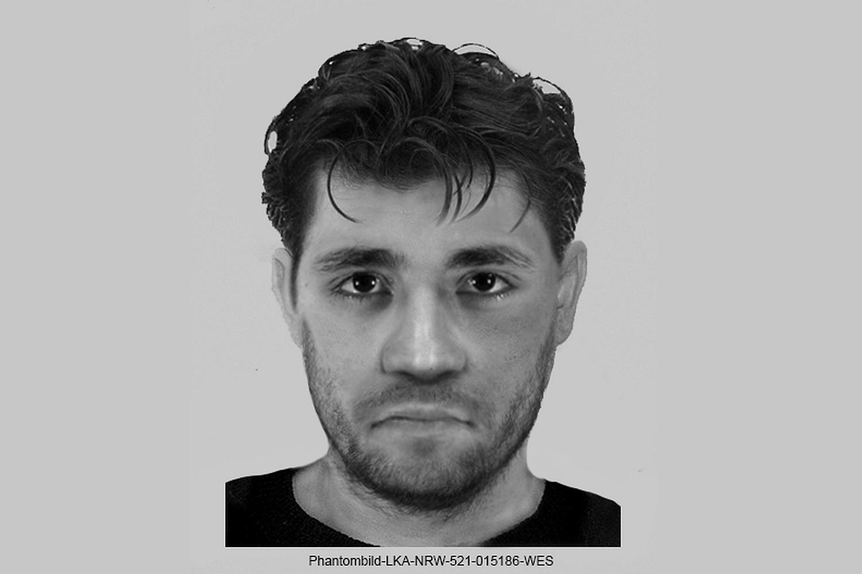 duesseldorf-benrath:-polizei-fahndet-mit-phantombild-nach-vergewaltiger