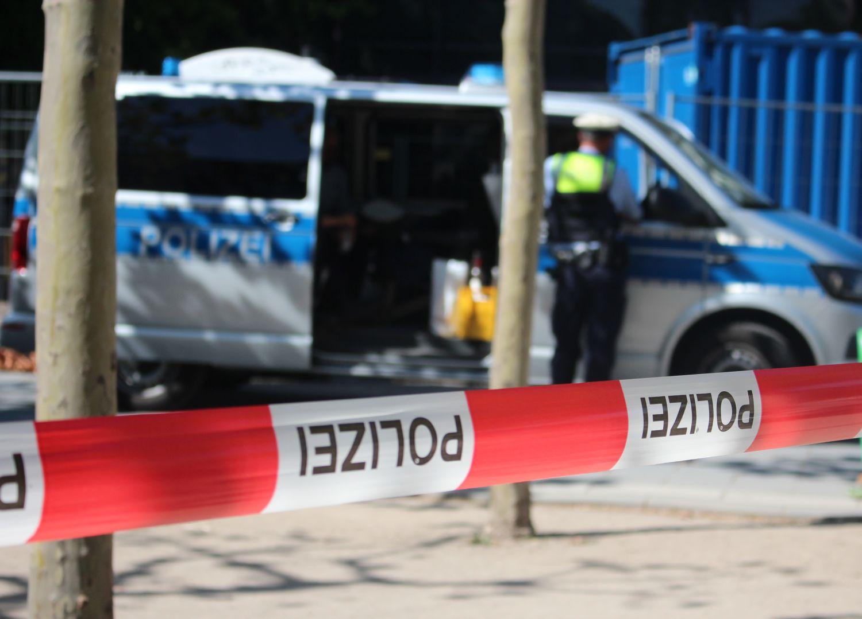 duesseldorf-oberbilk:-einsatz-von-spezialkraeften-der-polizei-in-einem-hotel-an-der-moskauer-strasse